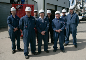 soilmec service engineers