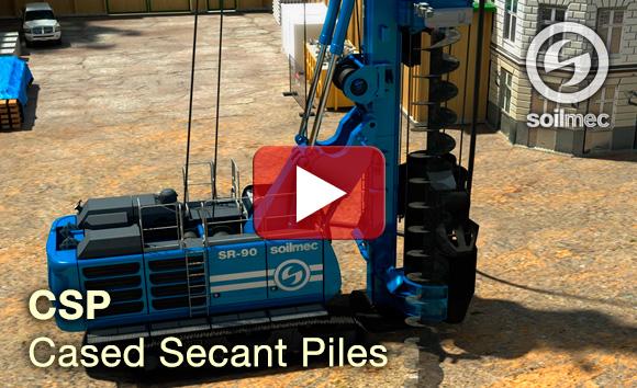 Soilmec CSP Video