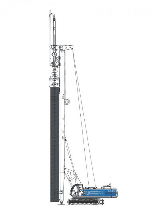 Soilmec R-625