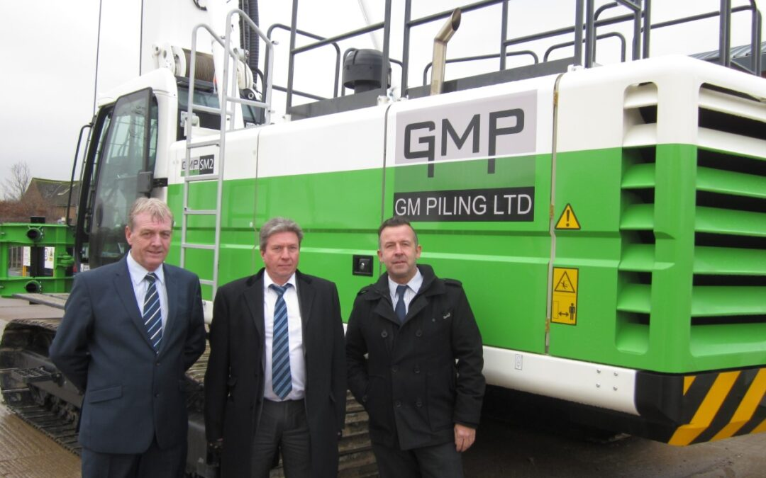GM Piling Start the New Year with a New SF-65