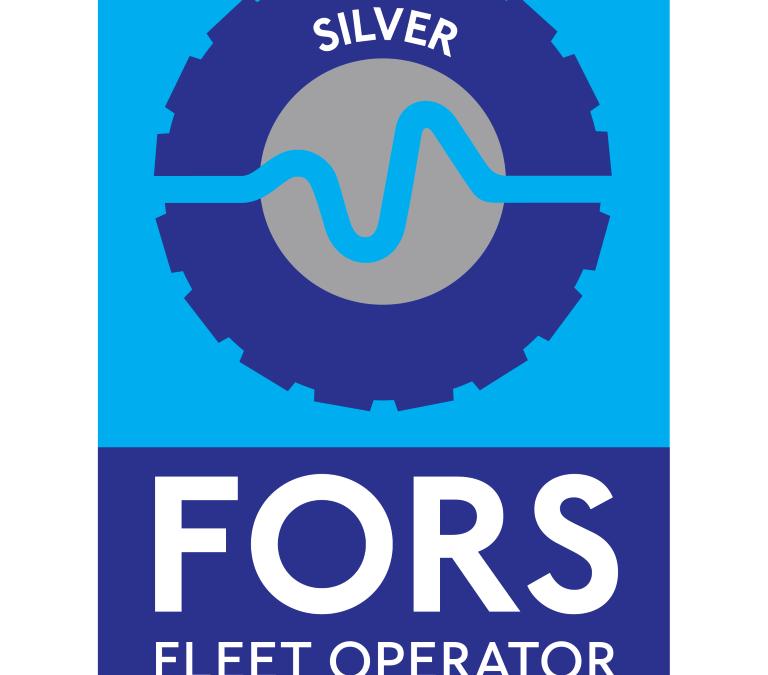 Soilmec Ltd Acheive FORS Silver Accreditation
