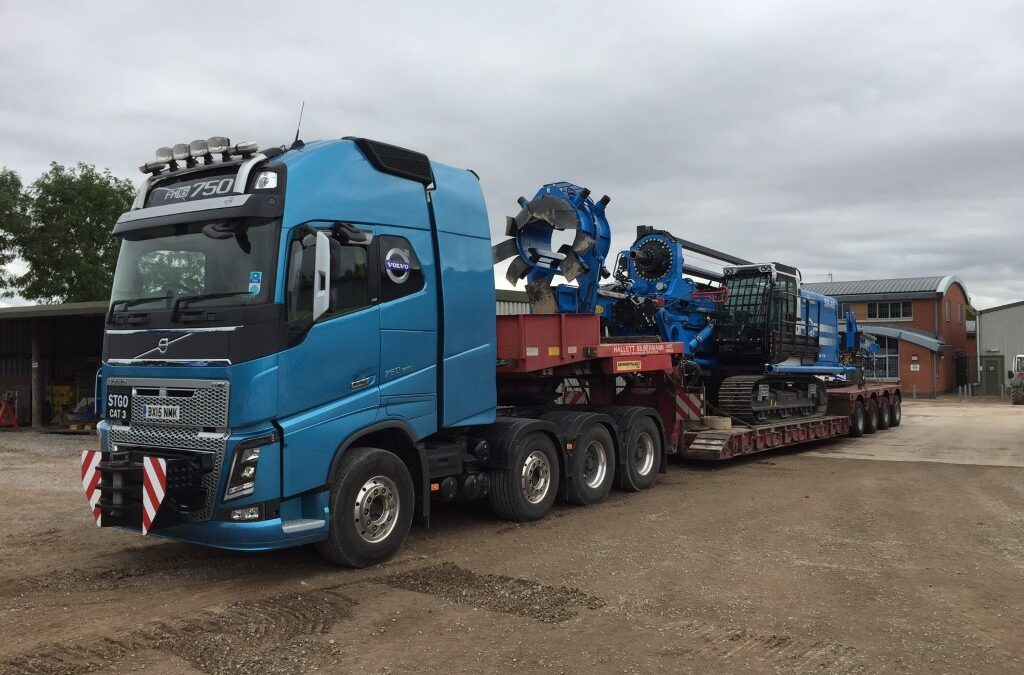 New SR-45 Drill Rig for Central Piling Ltd